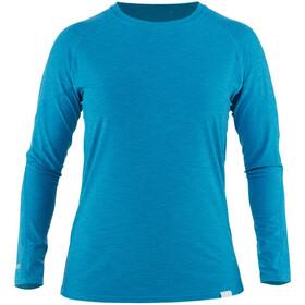 NRS H2Core Silkweight Longsleeve Shirt Women fjord